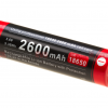 AML AIRSOFT MODELISME LYON BATTERIE 18650 RECHARGEABLE USB KLARUS